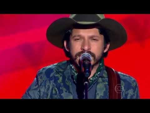 Edu Santa Fé canta 'Poeira' no The Voice Brasil - Audições | 4ª Temporada