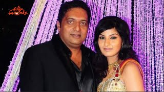 Prakash Raj has a New Born Baby Boy and Enjoys the Moment with his Wife- Pic