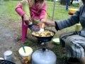 Przepis na grzybki z cebulką :-)