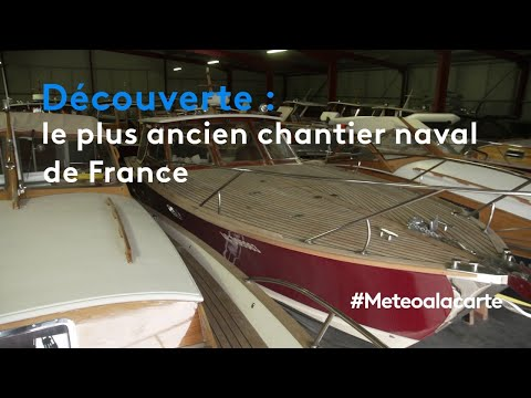 Gujan Mestras : découverte du plus ancien chantier naval de France
