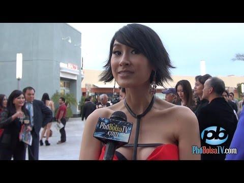 Diễn viên Việt kiều Mỹ Kathy Uyên nhận xét showbiz Việt