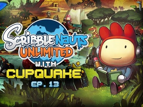 Scribblenauts Unlimited Ep 13
