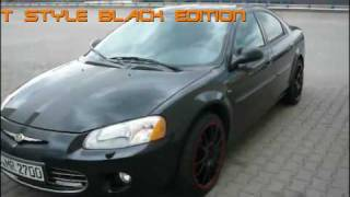 Chrysler Sebring JR V6 2.7 - Wynstone GT videos