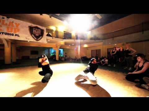 LAURE COURTELLEMONT feat. PARRIS GOEBEL / FAIR PLAY DANCE UP 2012 / POLAND