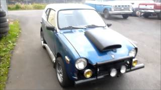 1972 Honda Z-600, 0-60 mph blast