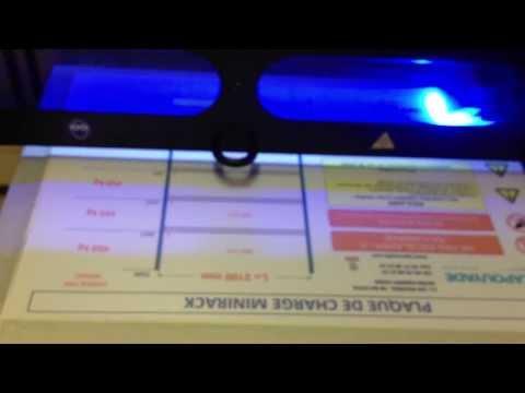 Impression panneaux de chantier et façades industrielles sur imprimante UV Eagle 40