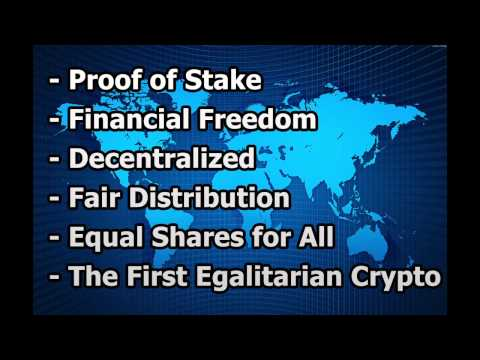 New Economy Movement - Crypto currency 2.0