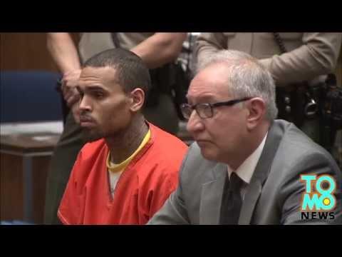 Singer Chris Brown, nagyabang na magaling siyang mambaril; balik ulit