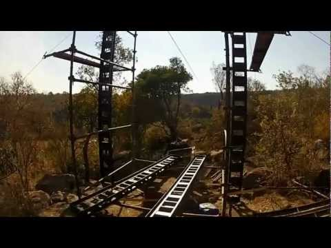 580m Gorge Glide - Cullinan Adventure Zone