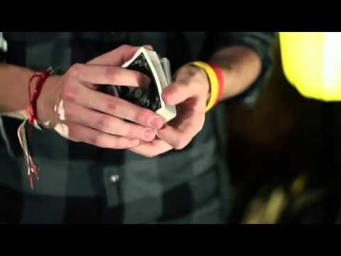 Dạy ảo thuật - điều khiển lá bài