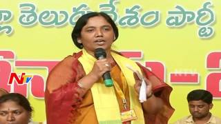 Paritala Sunitha sensational comments on YS Jagan..