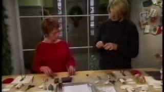 Lucy On Martha Stewart's Christmas Special 2002