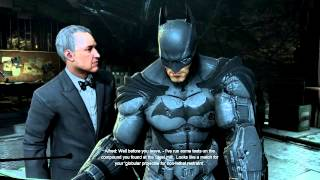 Batman: Arkham Origins (PC) Walkthrough Glue Grenade