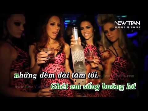 (Karaoke) Anh thích em như xưa Remix- Châu Khải Phong (beat gốc)
