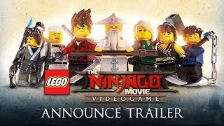 The LEGO Ninjago Movie Video Game - Announce Trailer
