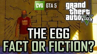 GTA 5: The Mount Chiliad Egg Fact Or Fiction