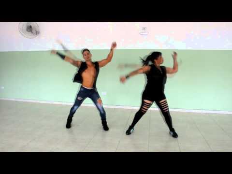 Coreografia Mc Romântico: As novinhas estão sensacional