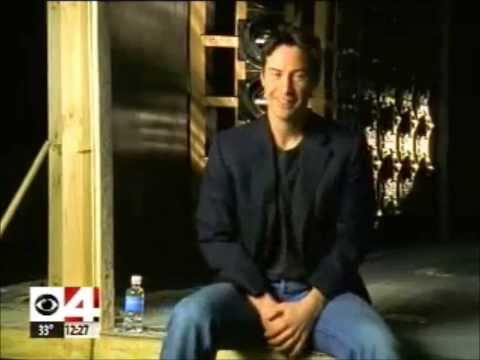 Cute/Funny - Keanu Reeves
