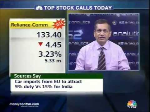 See lower levels in Reliance Communications: Sukhani