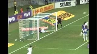 Veja compacto de Cruzeiro 1 x 1 Palmeiras pelo Brasileirão