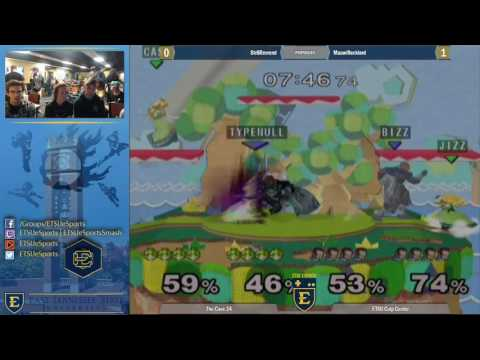The Cave 24 Melee Doubles - Str8Reverend vs MauiNecklord
