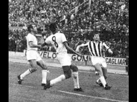 Cagliari-Juventus 1-1  (SerieA:1969-'70)