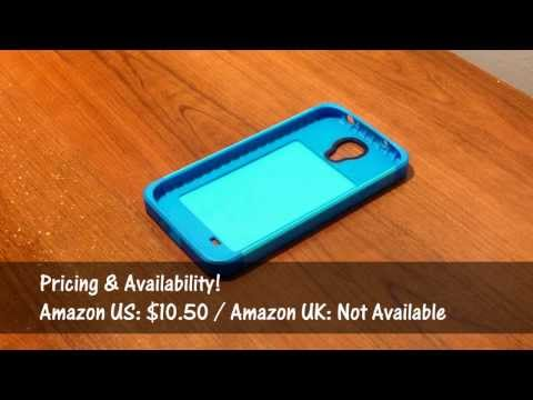 Review: Labato Credit Card Holder Case Cover for Samsung Galaxy S4 | GeekHelpingHand