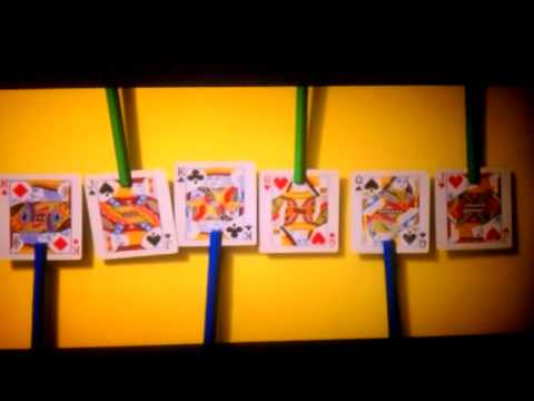 Brain Game- Card Trick commercial