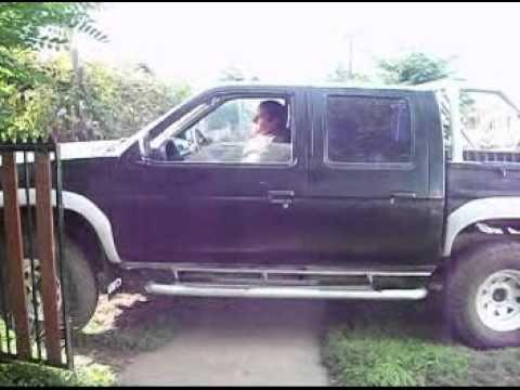 Camioneta D21 4x4 Se Vende O Permuta Cel 71898843