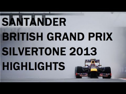 Silverstone 2013 British Grand Prix Highlights full HD