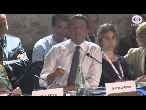 10 minuti di Matteo Renzi che dice