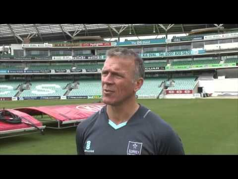 Alec Stewart discusses the signing of Hashim Amla