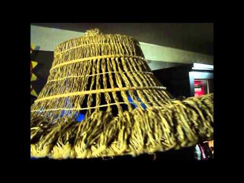 Rain's (the 3 storms) prop hat from Big Trouble in Little China