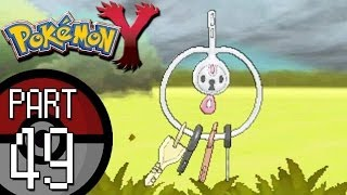 Pokemon X And Y Part 49: Route 15 Catching Klefki And