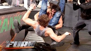 15 running powerbombs that crushed the competition: WWE Fury