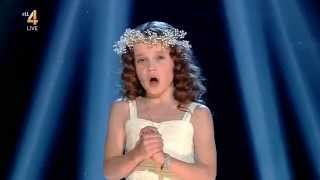 Amira Willighagen Ave Maria Semi Finals Holland's Got
