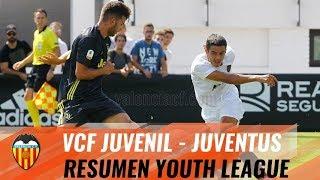 19/09/2018 - Youth League - Valencia-Juventus 0-1, gli highlights