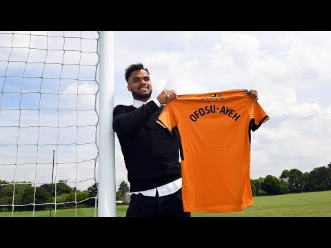 VIDEO: Ghana defender Phil Ofosu-Ayeh speaks about his move to Wolverhampton Wanderers