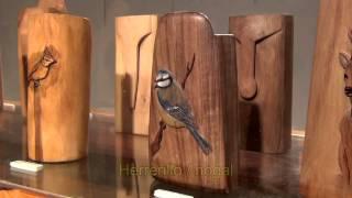 Artesanos de la madera en Cantabria