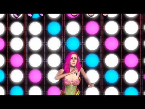 Творческое сотрудничество Кэти Перри и The Sims