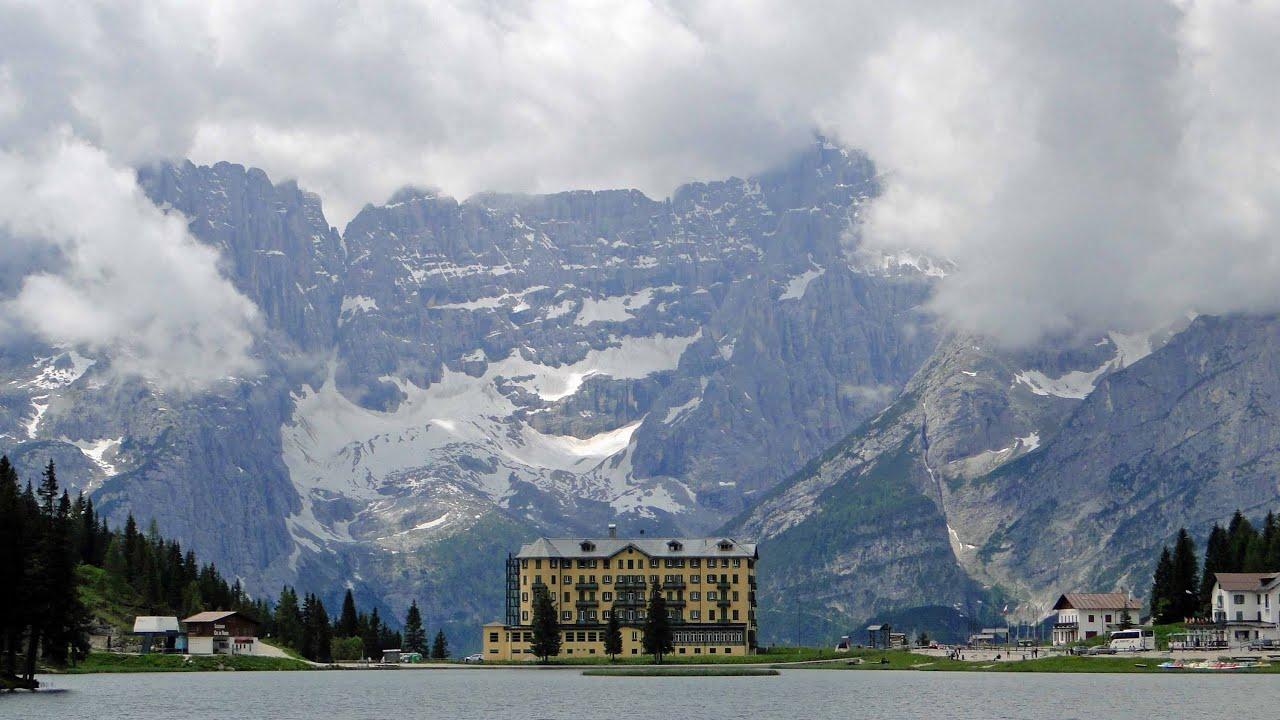 Grand Hotel Misurina Wandern