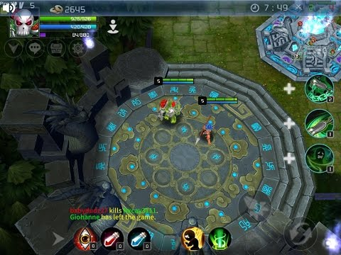 League of Legends on Mobile! [Android and iOS] ( Destiny of Thrones )