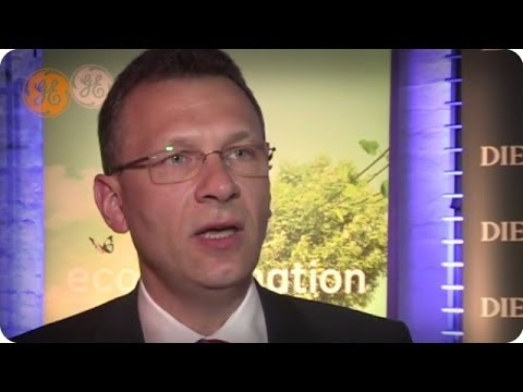 Green Cities: Energy and Healthcare - GE Germany