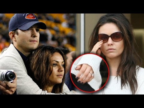 Ashton Kutcher & Mila Kunis Officially Engaged: Get All the Deets!