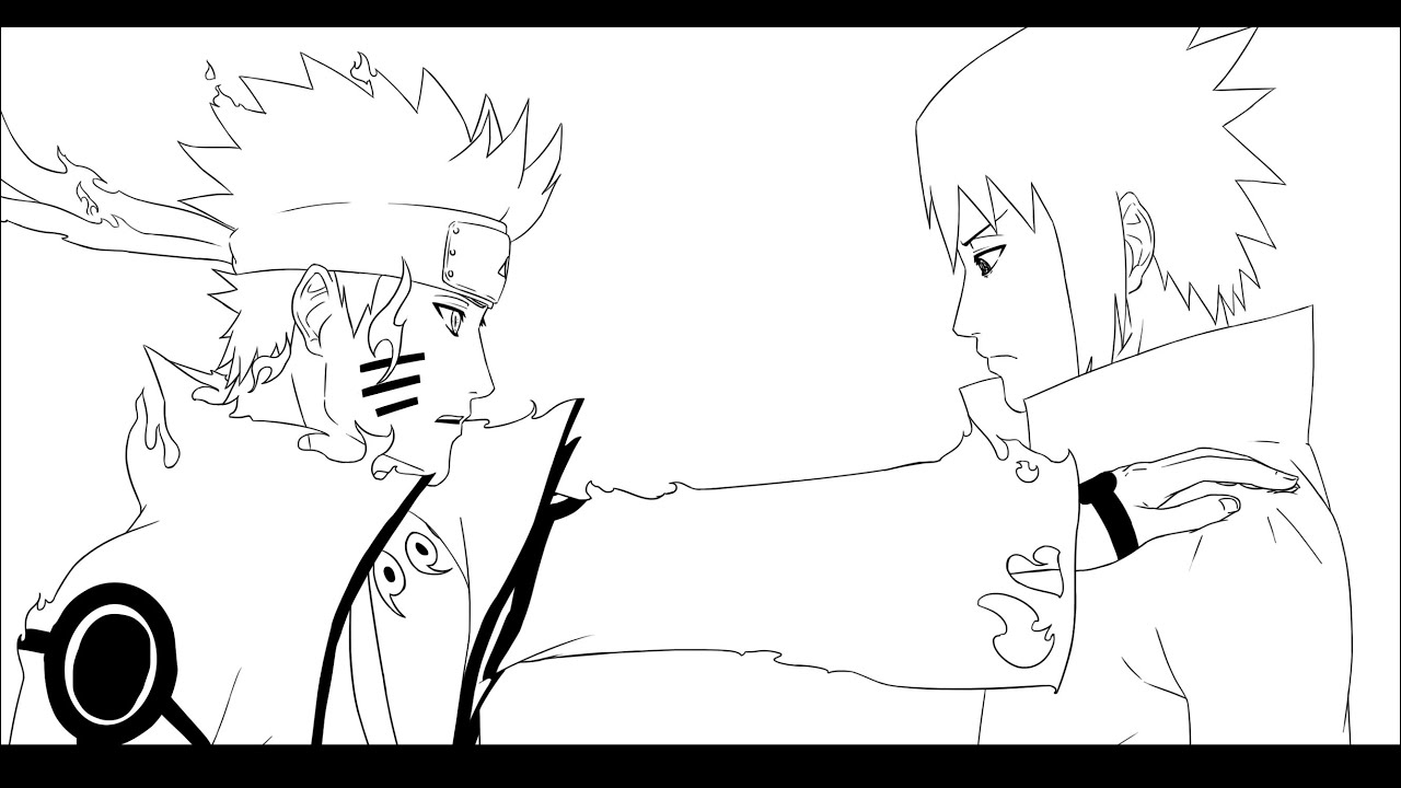Naruto Uzumaki 652 besides How To Draw Naruto Easy Drawing Sheet also  as well Scary Black Dog besides . on naruto nine tails form coloring page