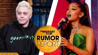 Pete Davidson Wishes Ariana Grande the Best on SNL