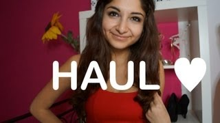 isipisi5 – Fashion & Beauty HAUL – H&M, DM, Vero Moda