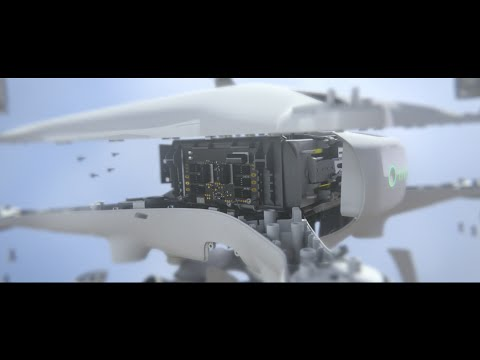 DJI DJI-PHANTOM-4 Phantom 4 Quadcopter