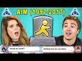 ADULTS REACT TO THE DEATH OF AIM AOL Instant Messenger