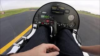 Discovery Gyroplane Flight